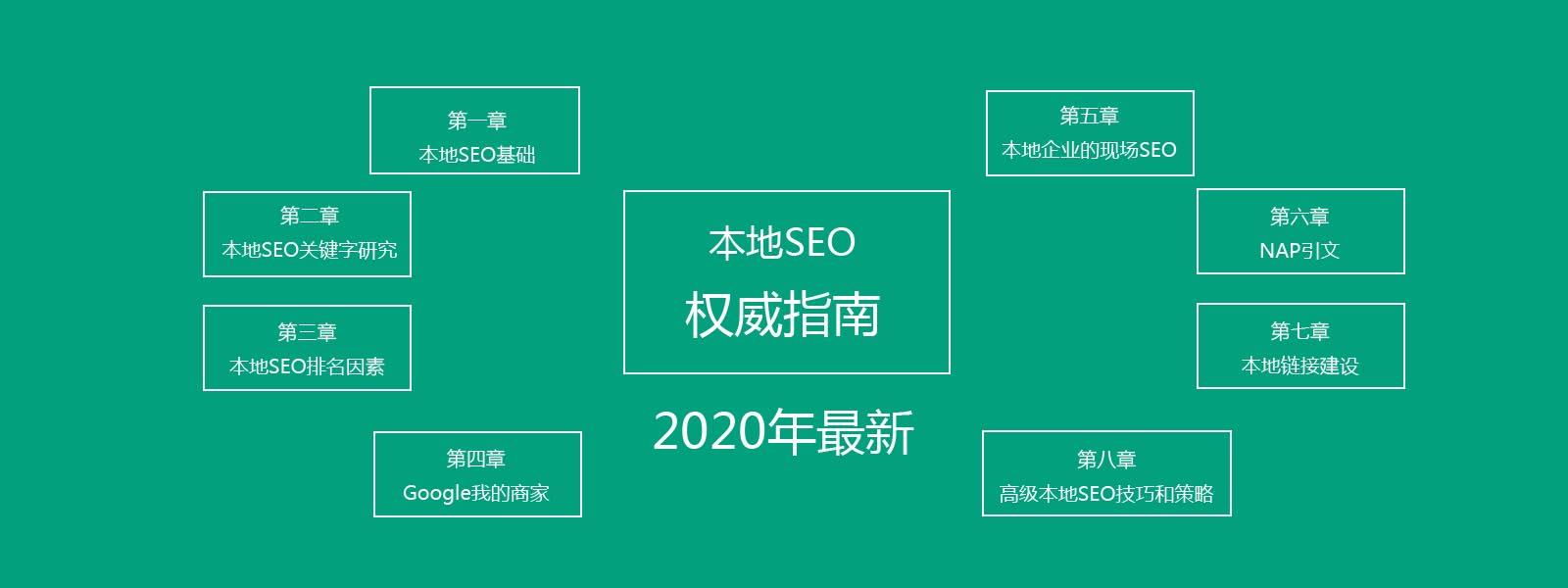 2020年本地SEO优化权威指南