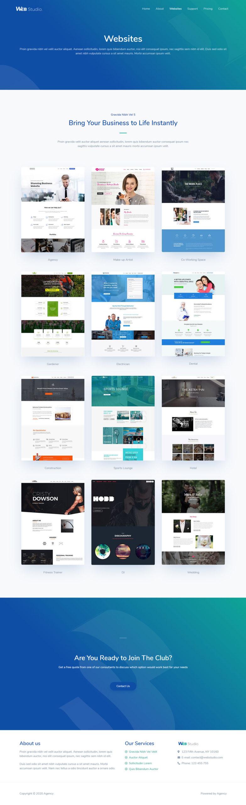 demo18-websites