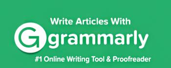外贸建站原创文章必备工具--- Grammarly