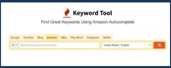 关键词优化工具- keyword tool
