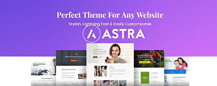 astra theme banner