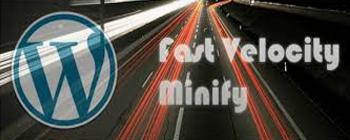 网站速度优化必备插件FAST VELOCITY MINIFY