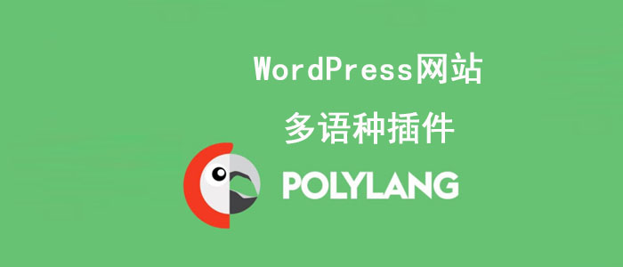 外贸网站多语言插件 Polylang