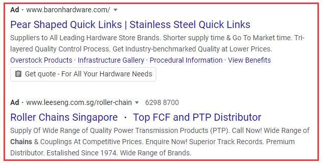 google ads的案例分析